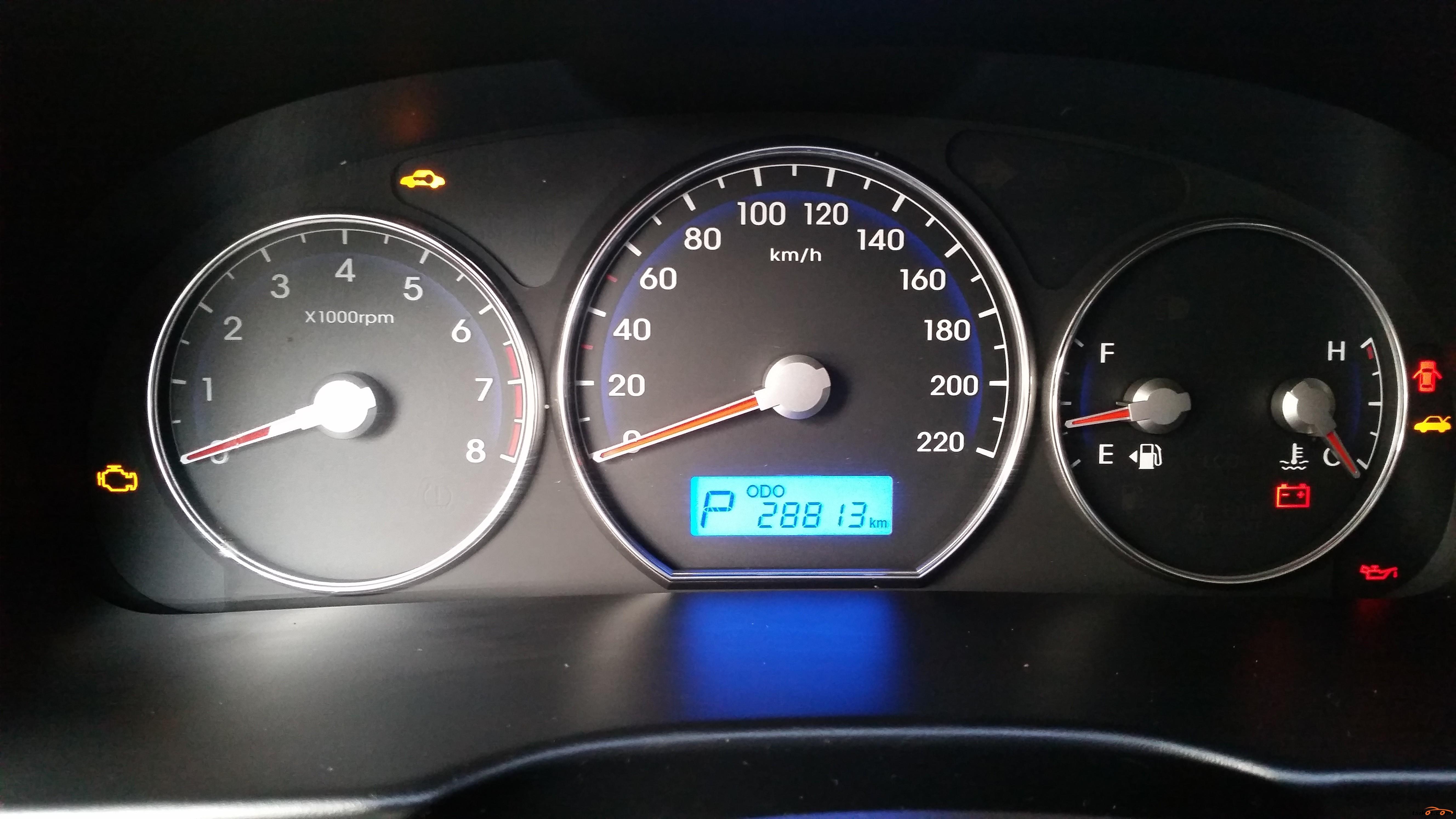 Hyundai Santa Fe 2012 - 5