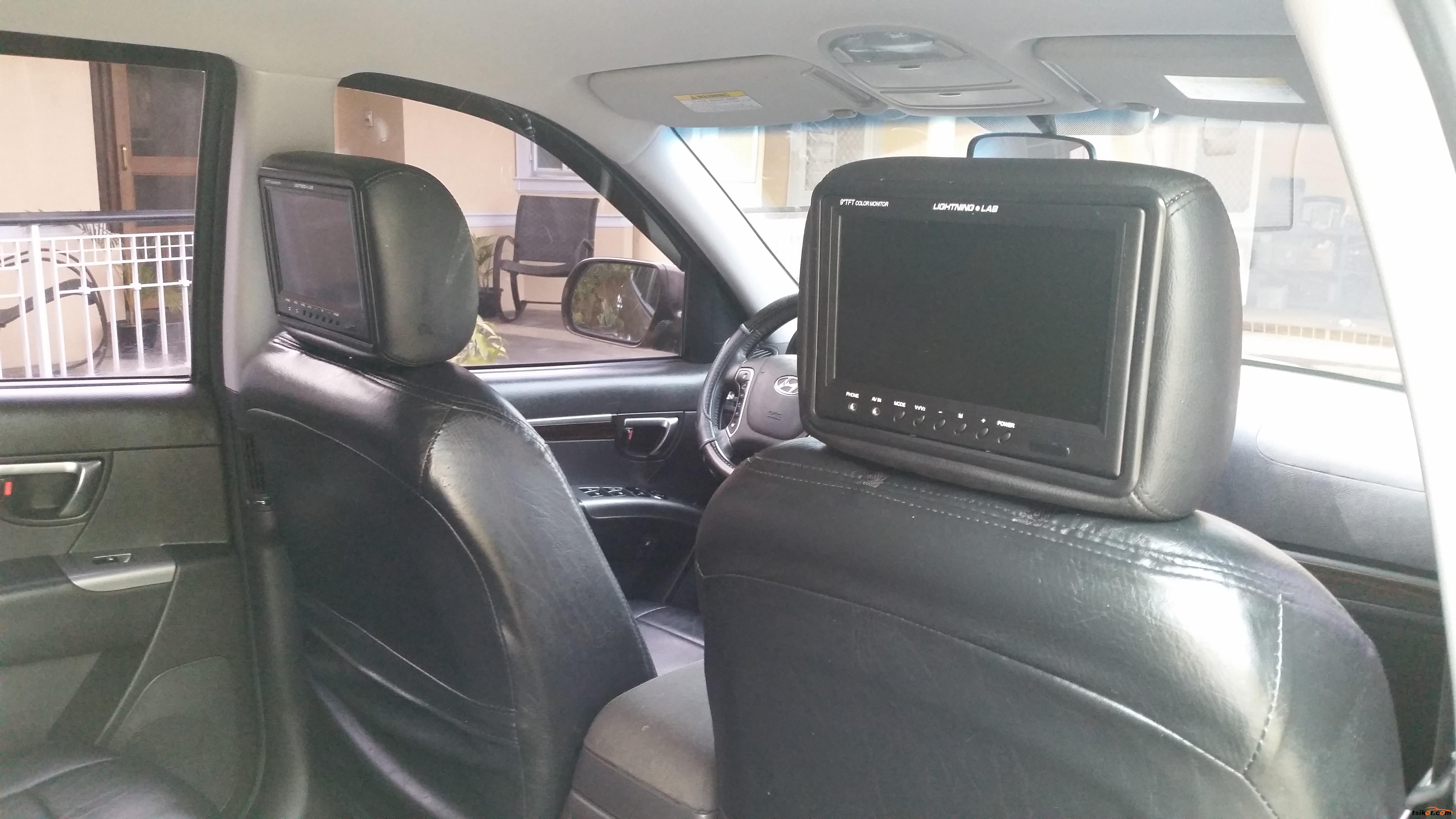 Hyundai Santa Fe 2012 - 10