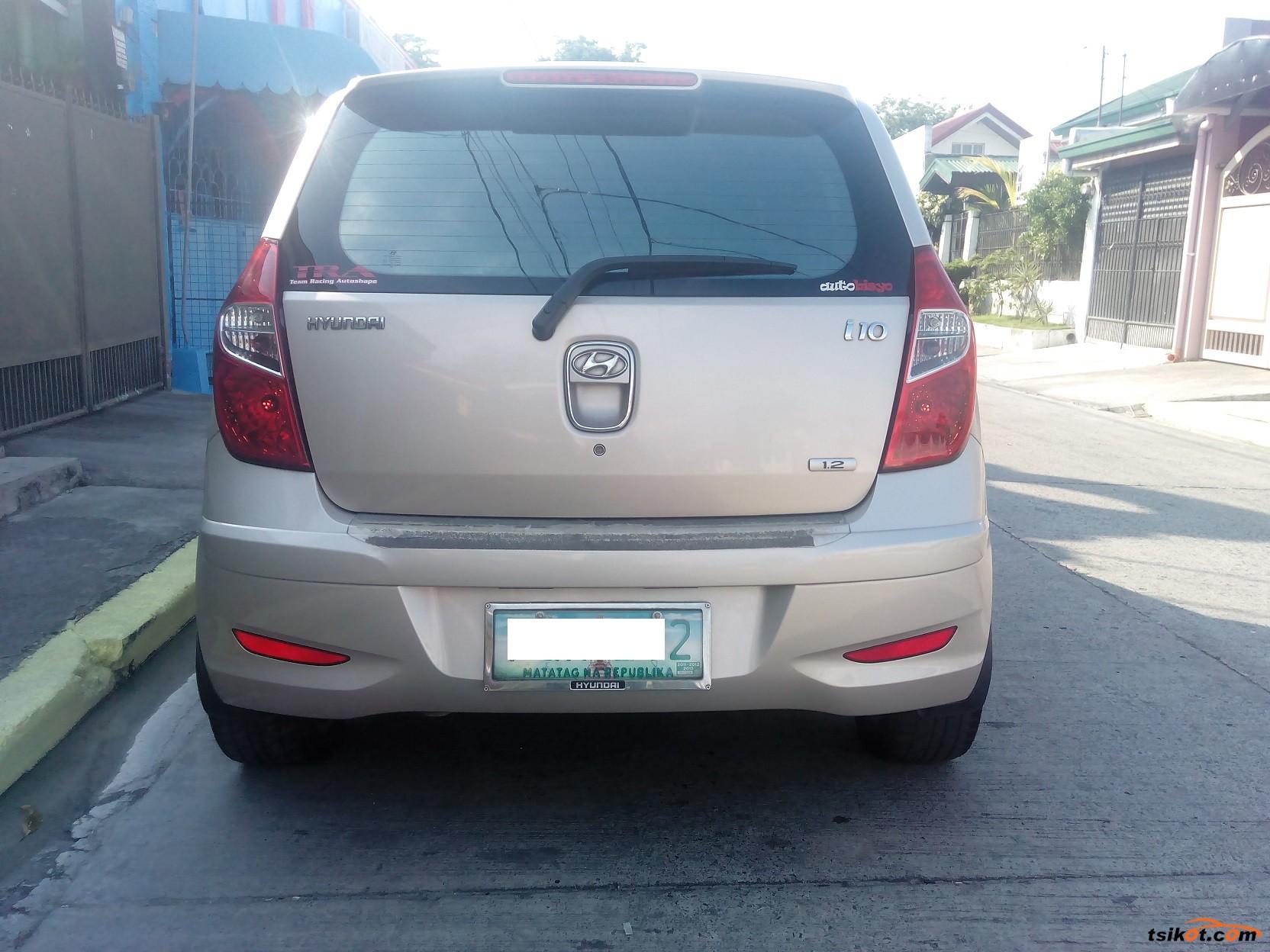 Hyundai I10 2011 - 4