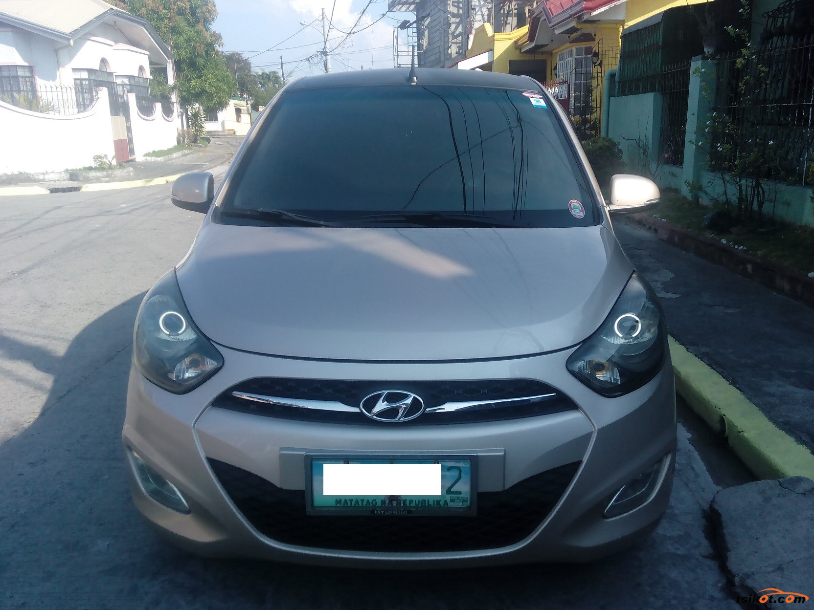 hyundai i10 2011 car for sale calabarzon. Black Bedroom Furniture Sets. Home Design Ideas