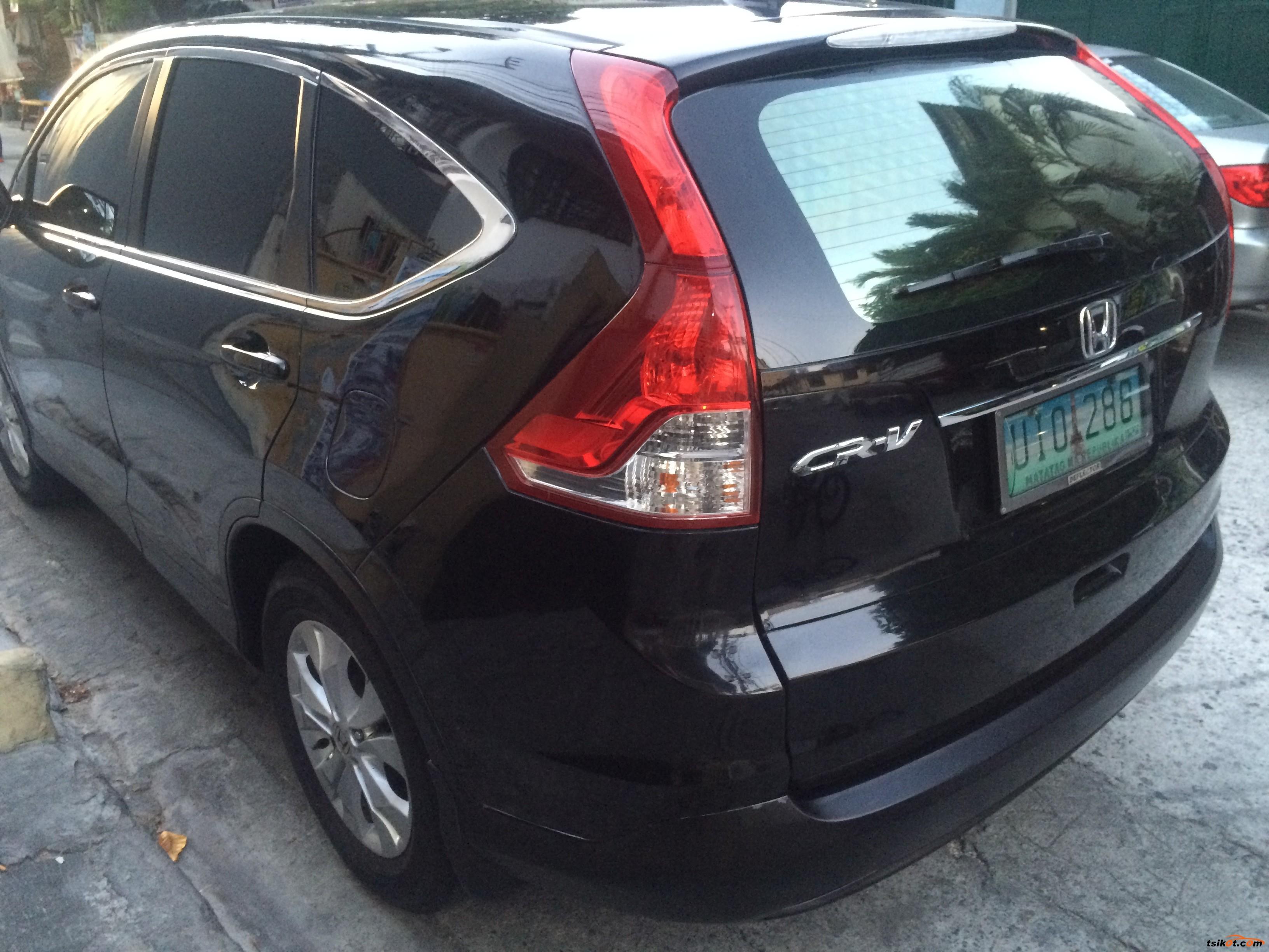 Honda Cr-V 2012 - 7