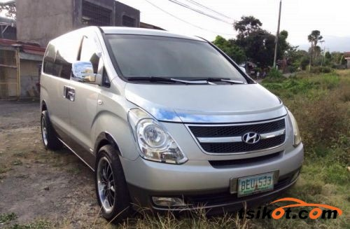 Hyundai G Starex 2008 Car For Sale Metro Manila