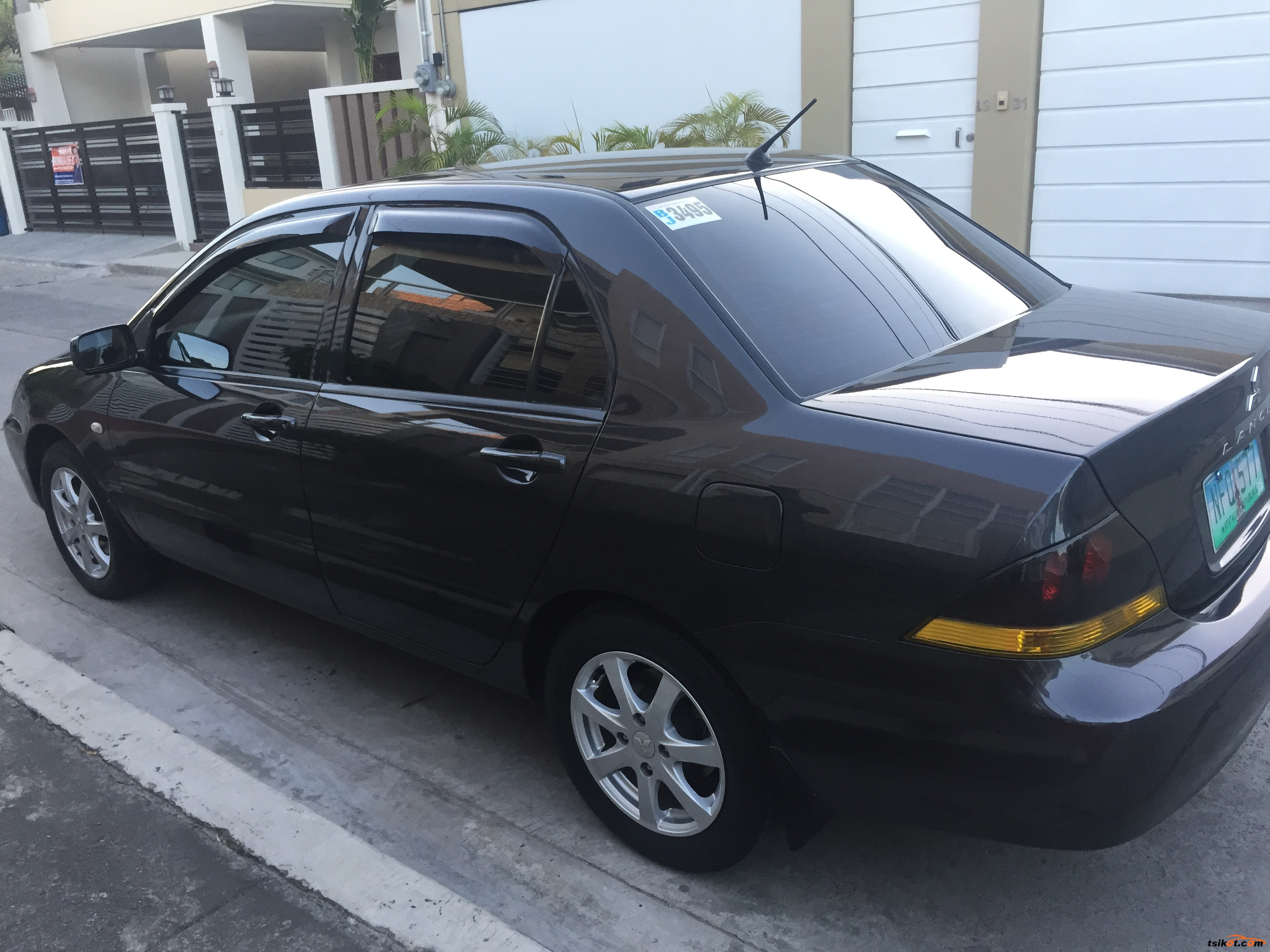 mitsubishi lancer 2009 car for sale metro manila. Black Bedroom Furniture Sets. Home Design Ideas