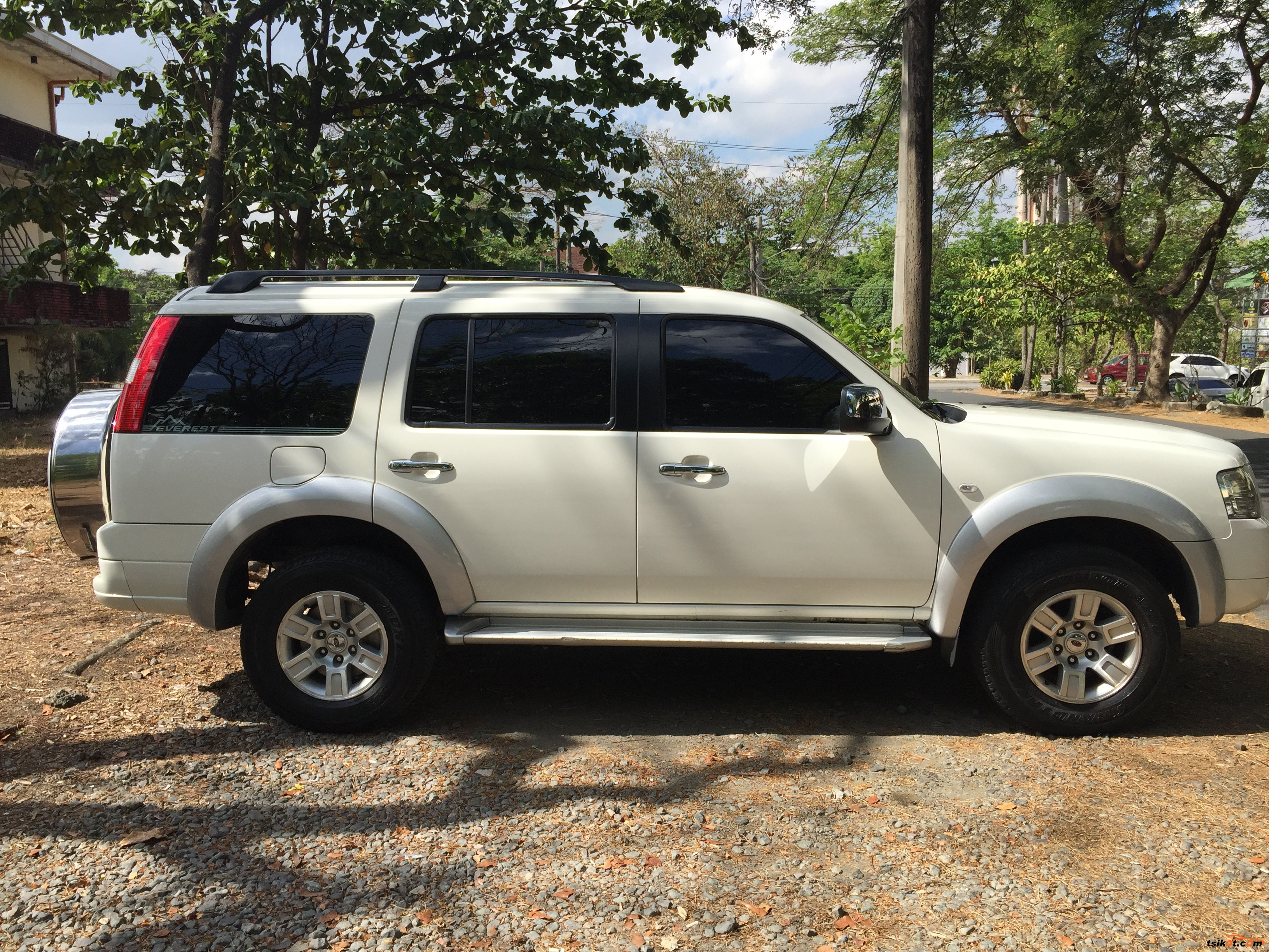 Ford Everest 2007 - 2