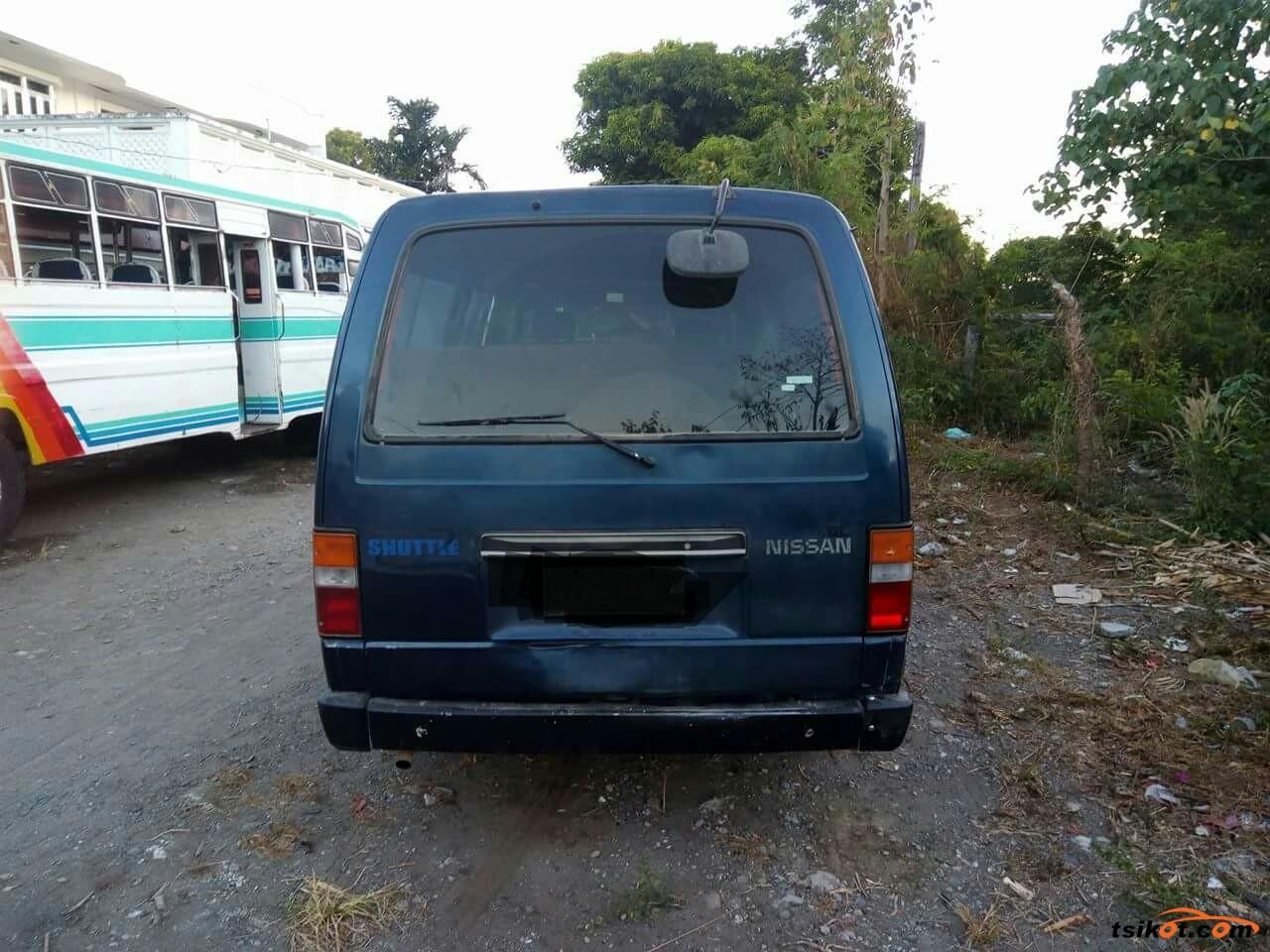 Nissan Urvan 1997 - 1