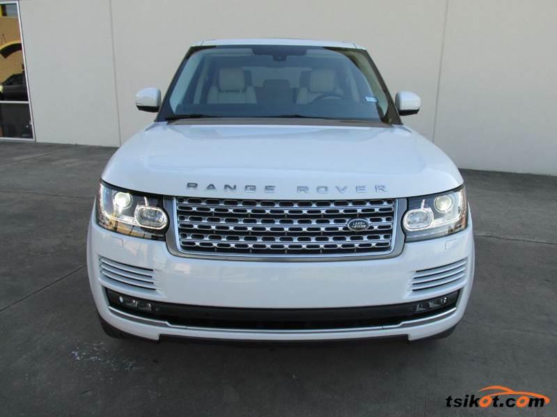 Land Rover Range Rover 2014 - 2