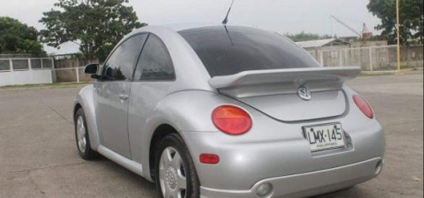 Volkswagen Beetle 2001 - 4