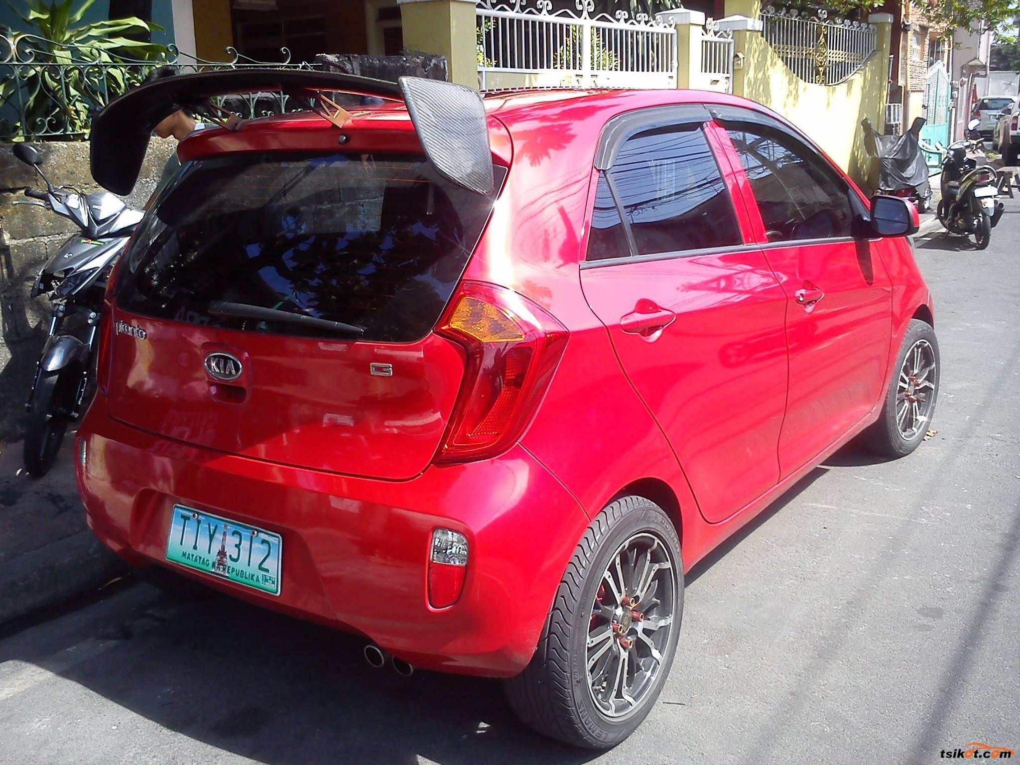 Kia Picanto 2012 - 5