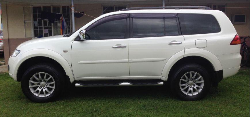 Mitsubishi Montero 2009 - 13