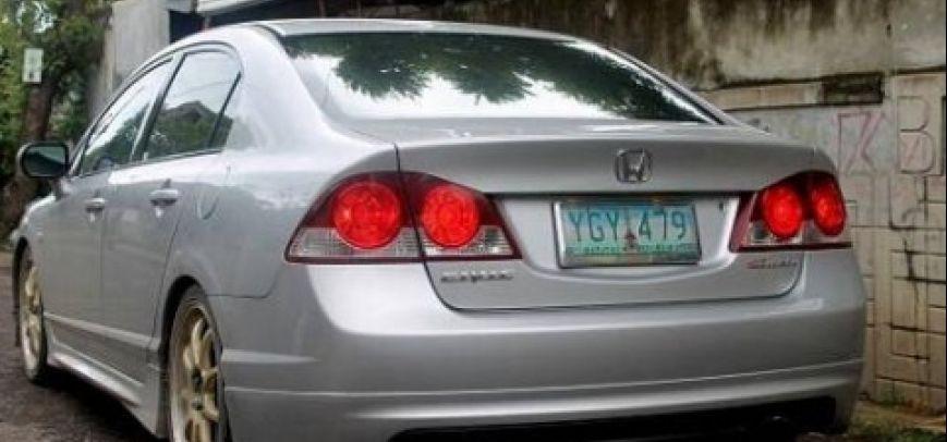 Honda Civic 2008 - 9