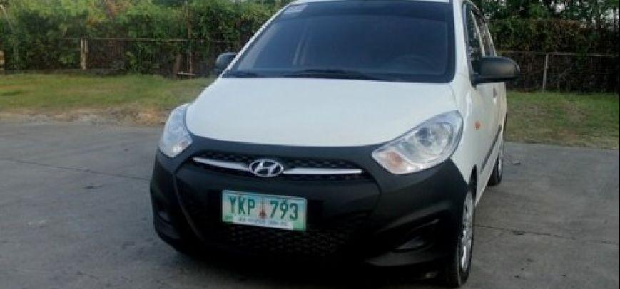 Hyundai I10 2012 - 1