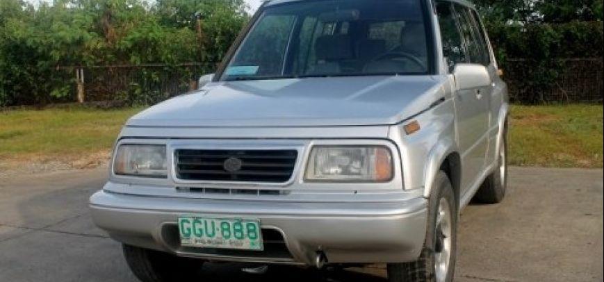 Suzuki Vitara 1998 - 4
