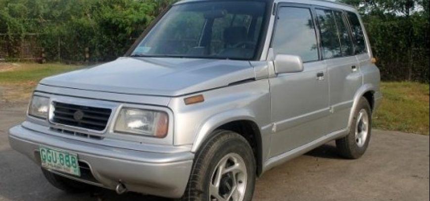 Suzuki Vitara 1998 - 6