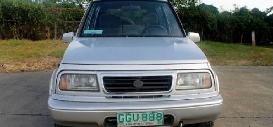 Suzuki Vitara 1998 - 7