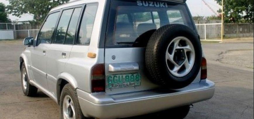 Suzuki Vitara 1998 - 8