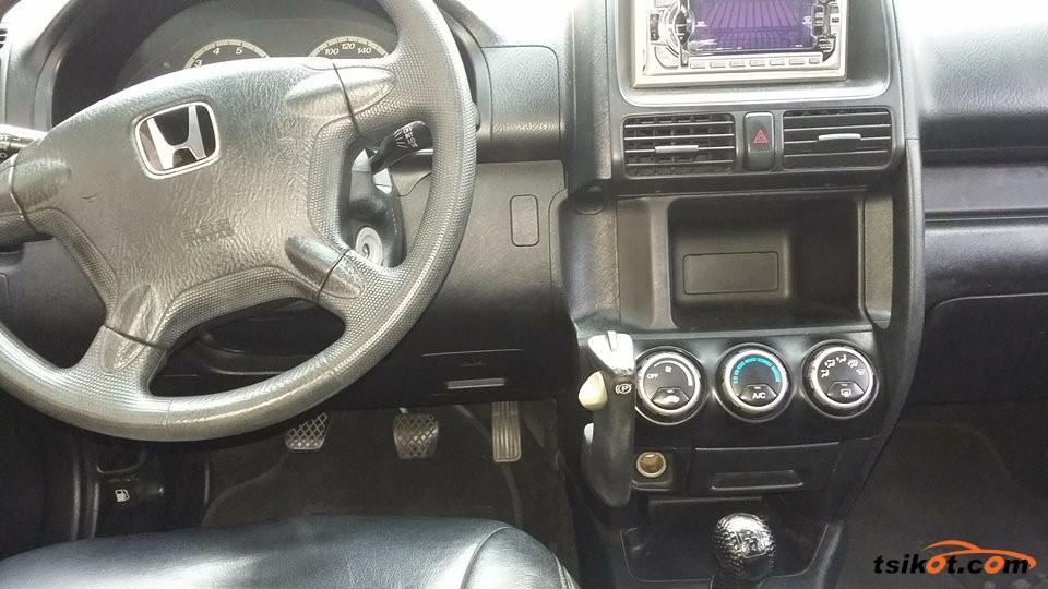 Honda Cr-V 2003 - 7