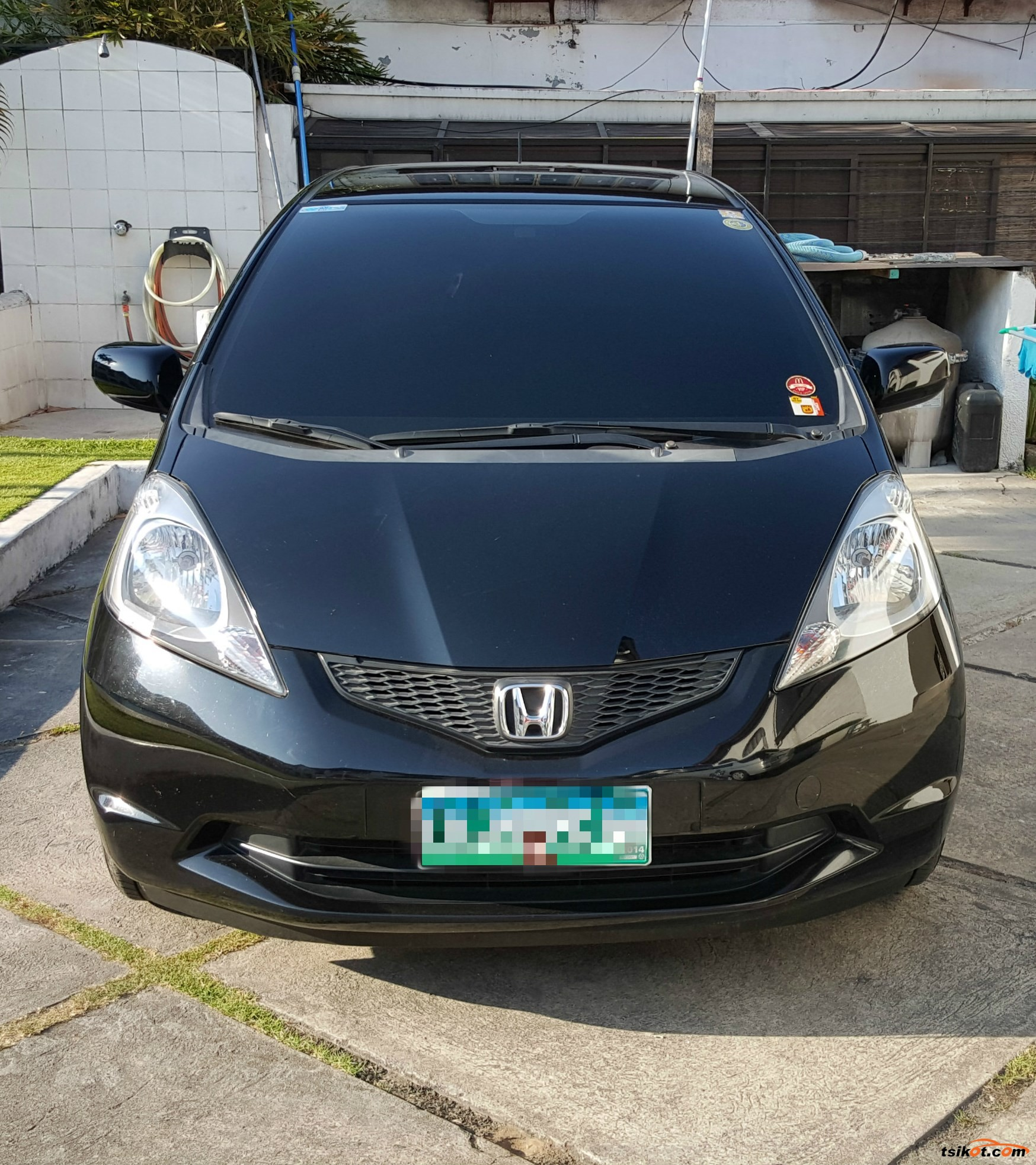 honda jazz 2010 car for sale metro manila philippines. Black Bedroom Furniture Sets. Home Design Ideas