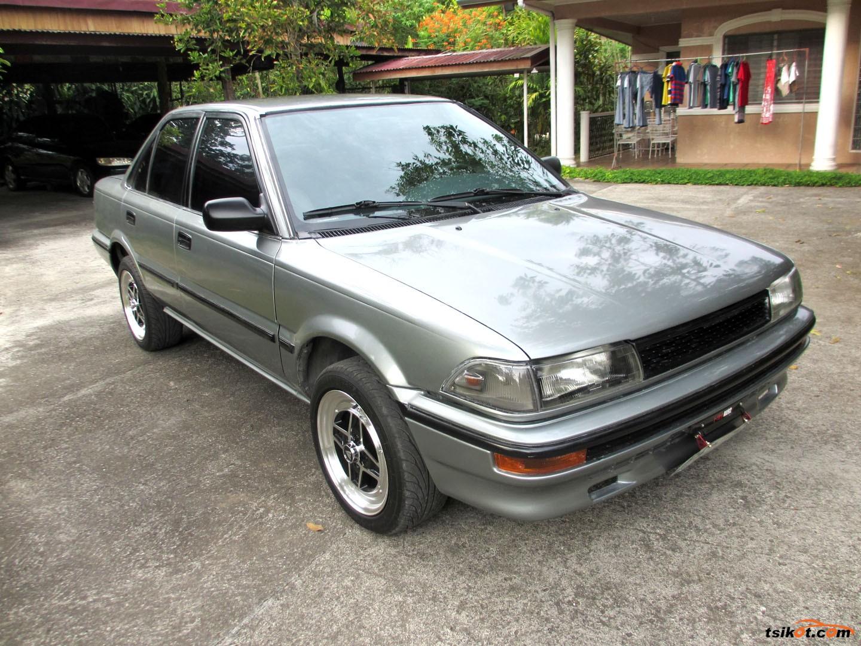 toyota corolla 1989 car for sale calabarzon rh tsikot com 94 Toyota Corolla 89 Toyota GTS