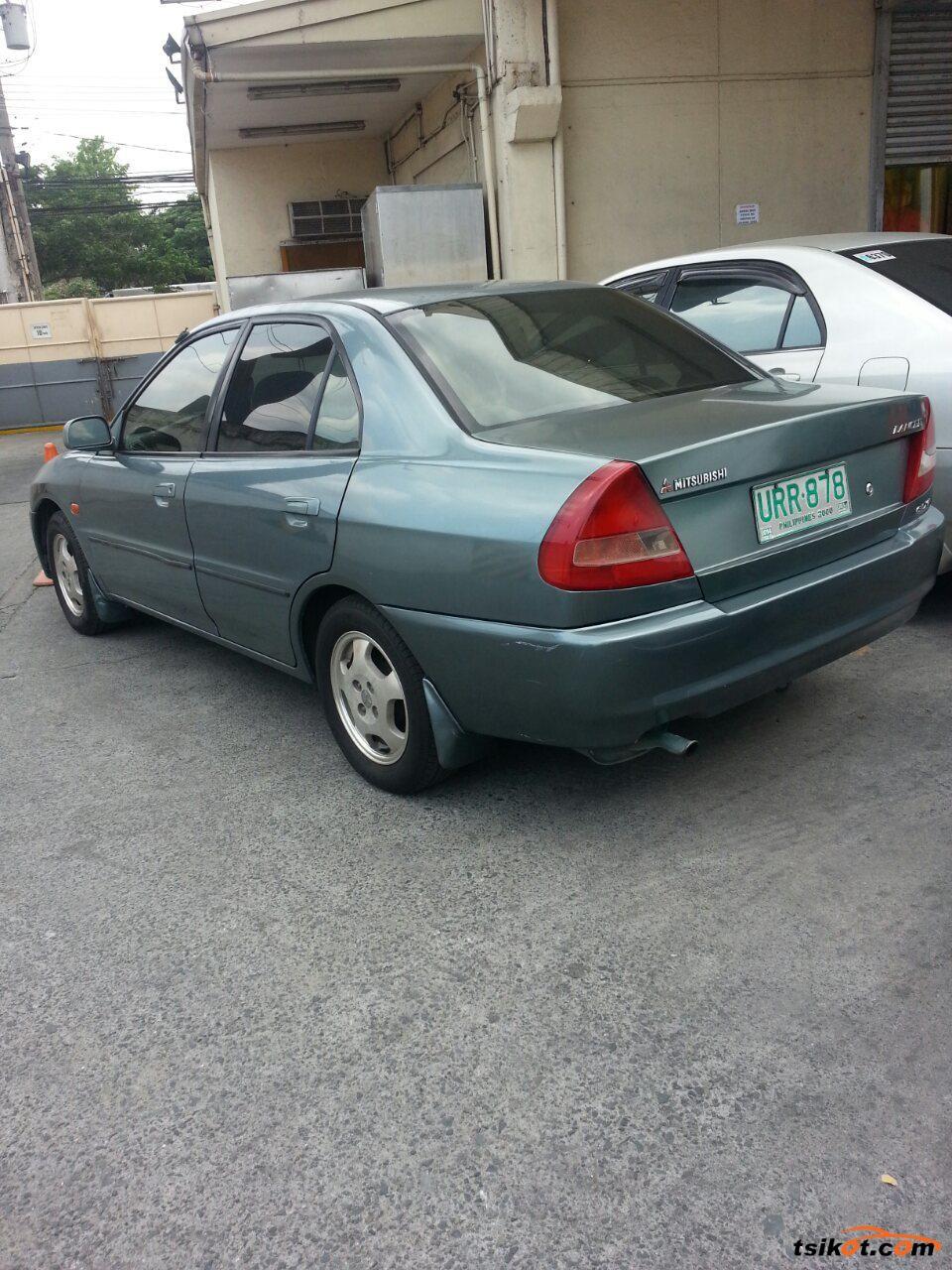 Mitsubishi Lancer 1997 - 3