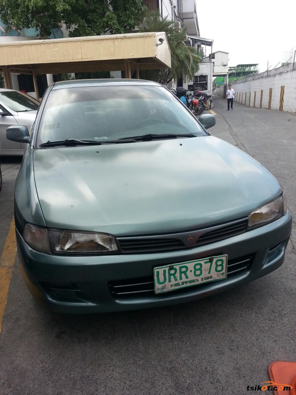 Mitsubishi Lancer 1997 - 1