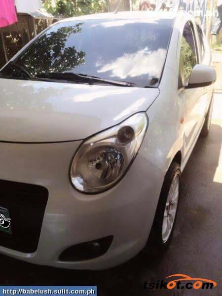 Suzuki Celerio 2010 - 2