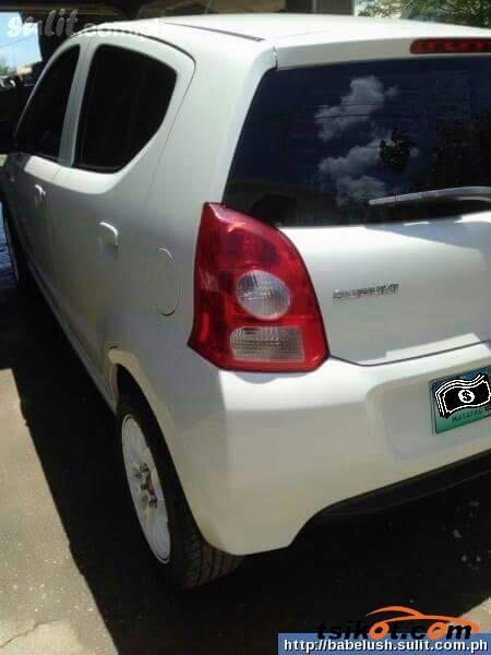Suzuki Celerio 2010 - 3