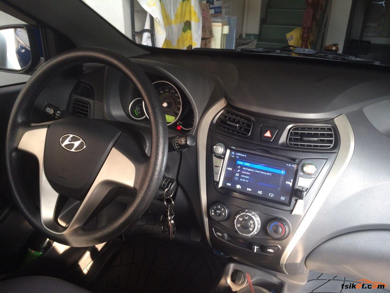 Hyundai Eon 2015 - 10