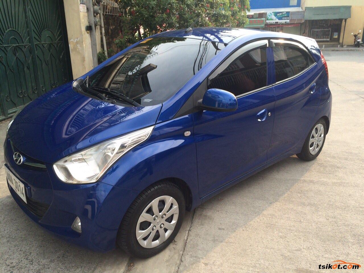 Hyundai Eon 2015 - 8