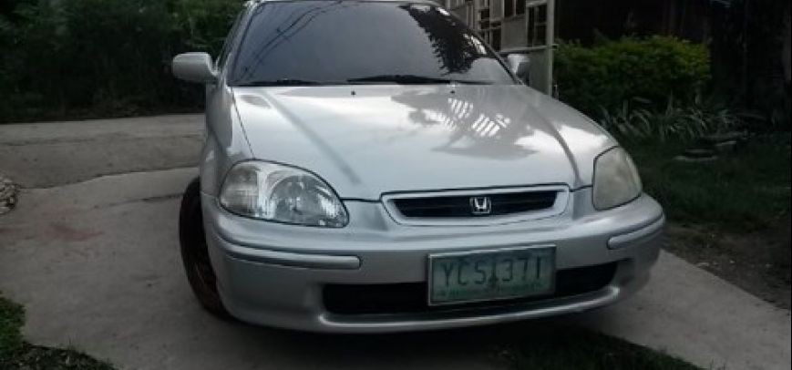 Honda Civic 2000 - 1