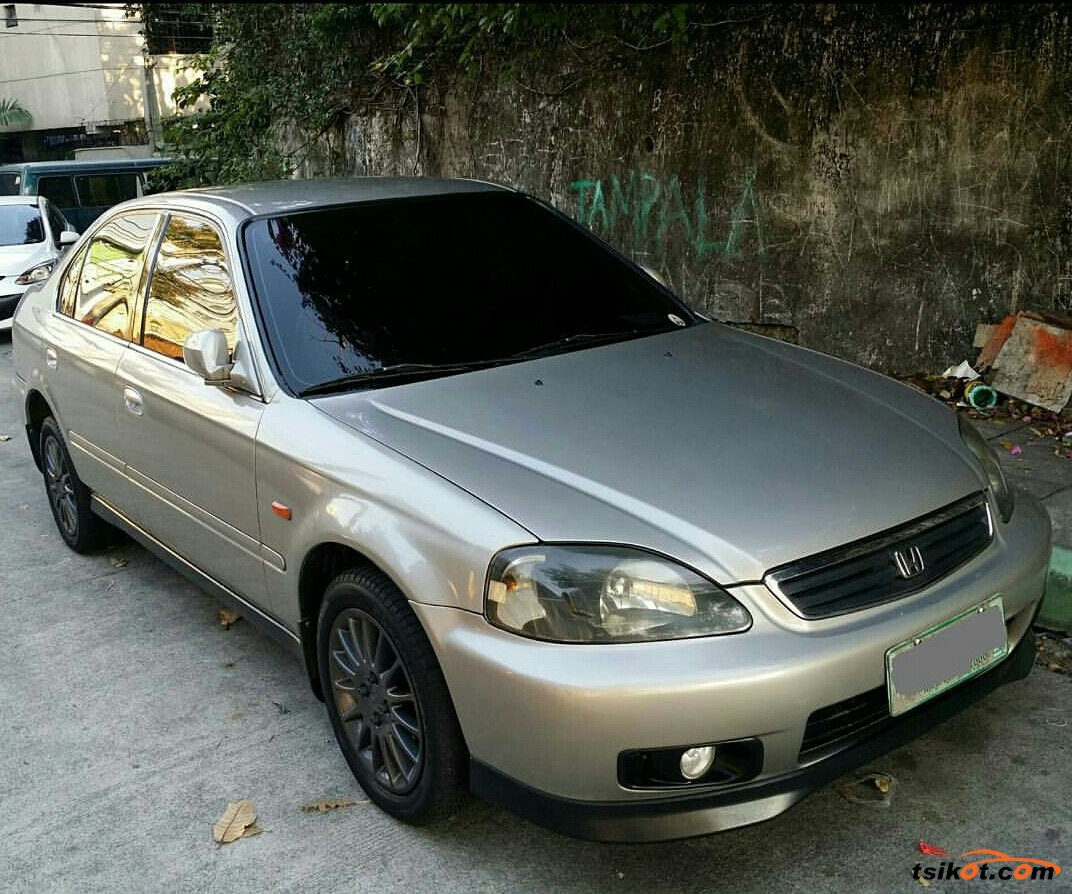 Honda Civic 1999 - 1