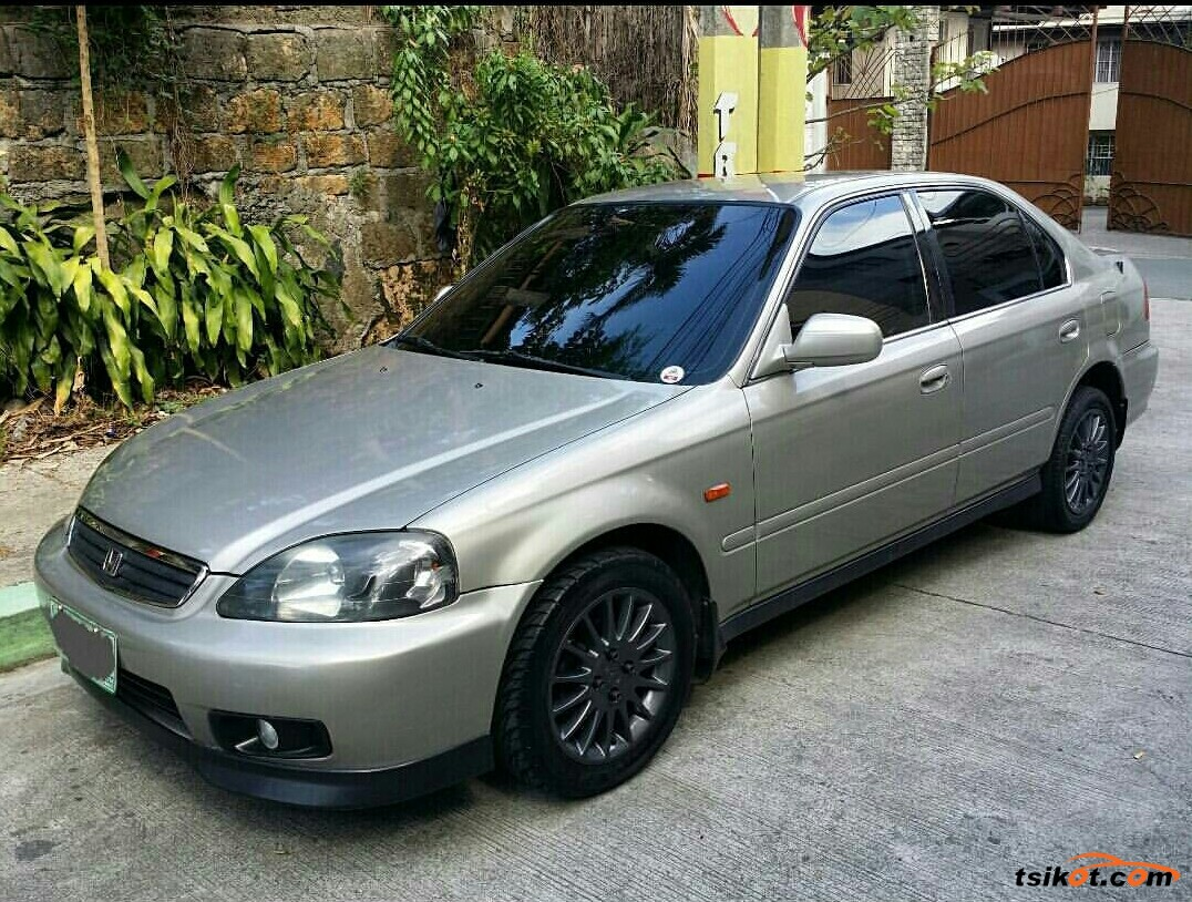 Honda Civic 1999 - 2