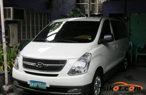 Hyundai Starex 2010 - 1