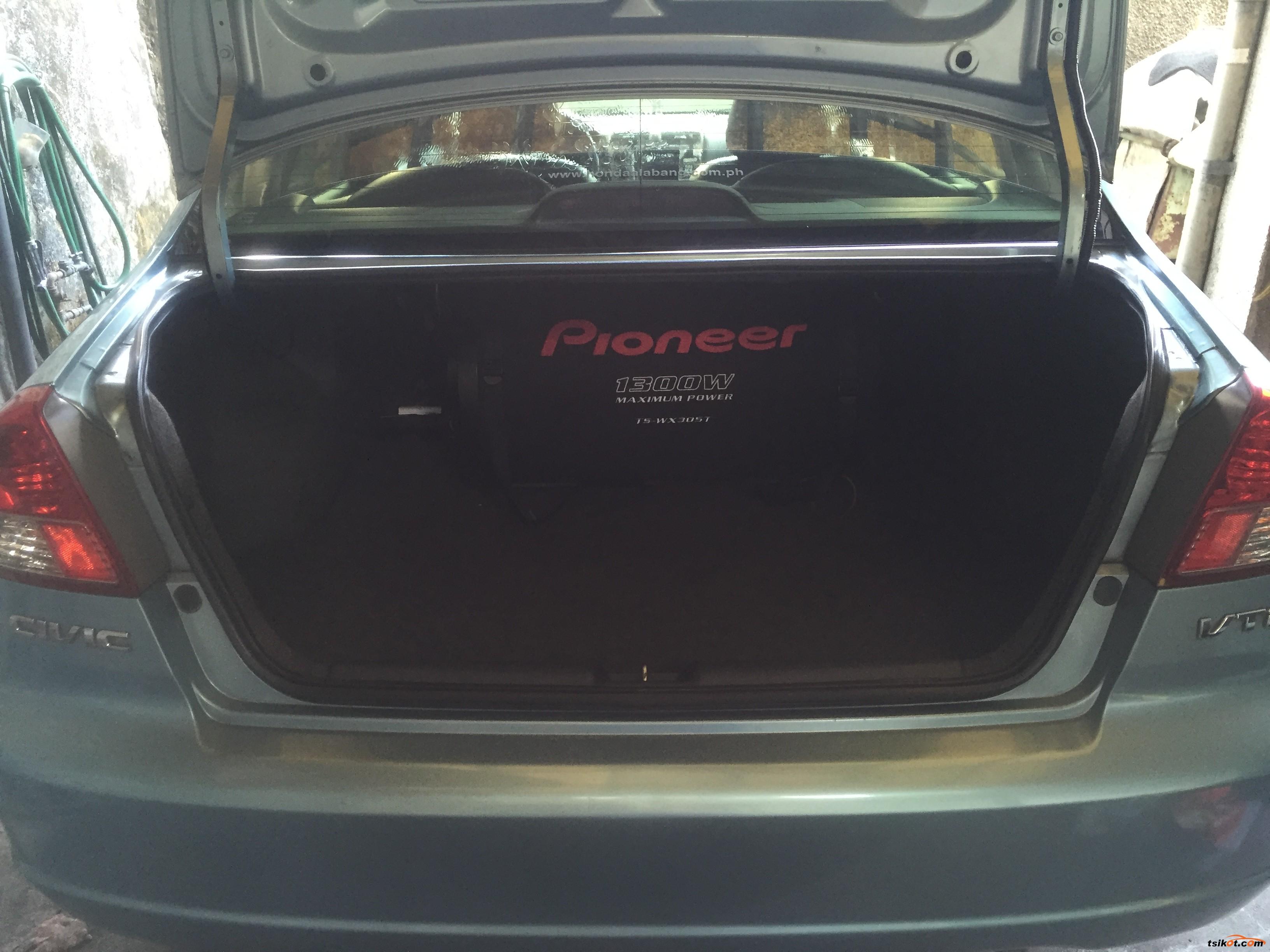 Honda Civic 2003 - 9