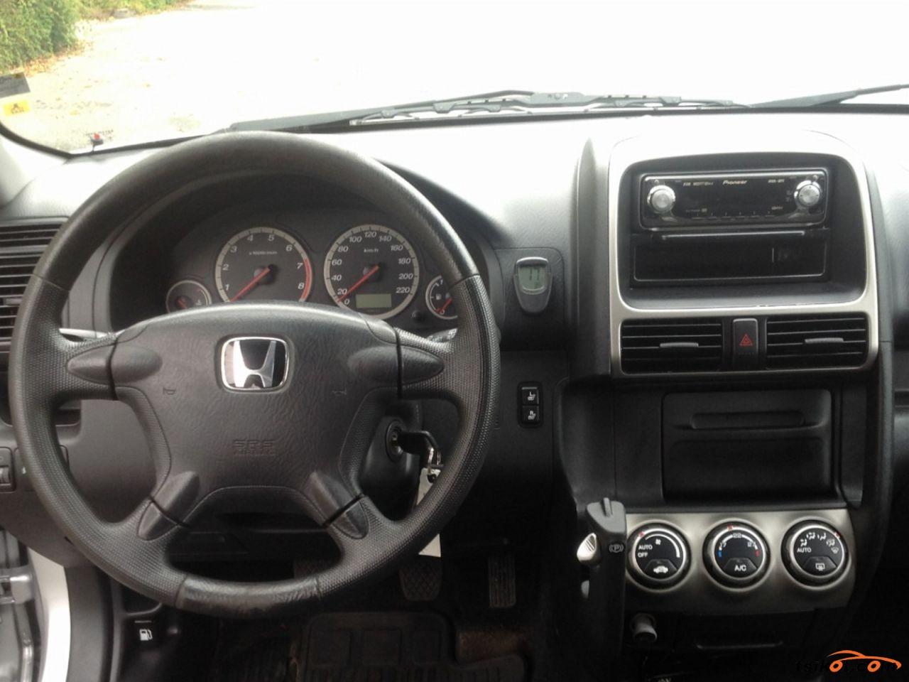Honda Cr-V 2004 - 3