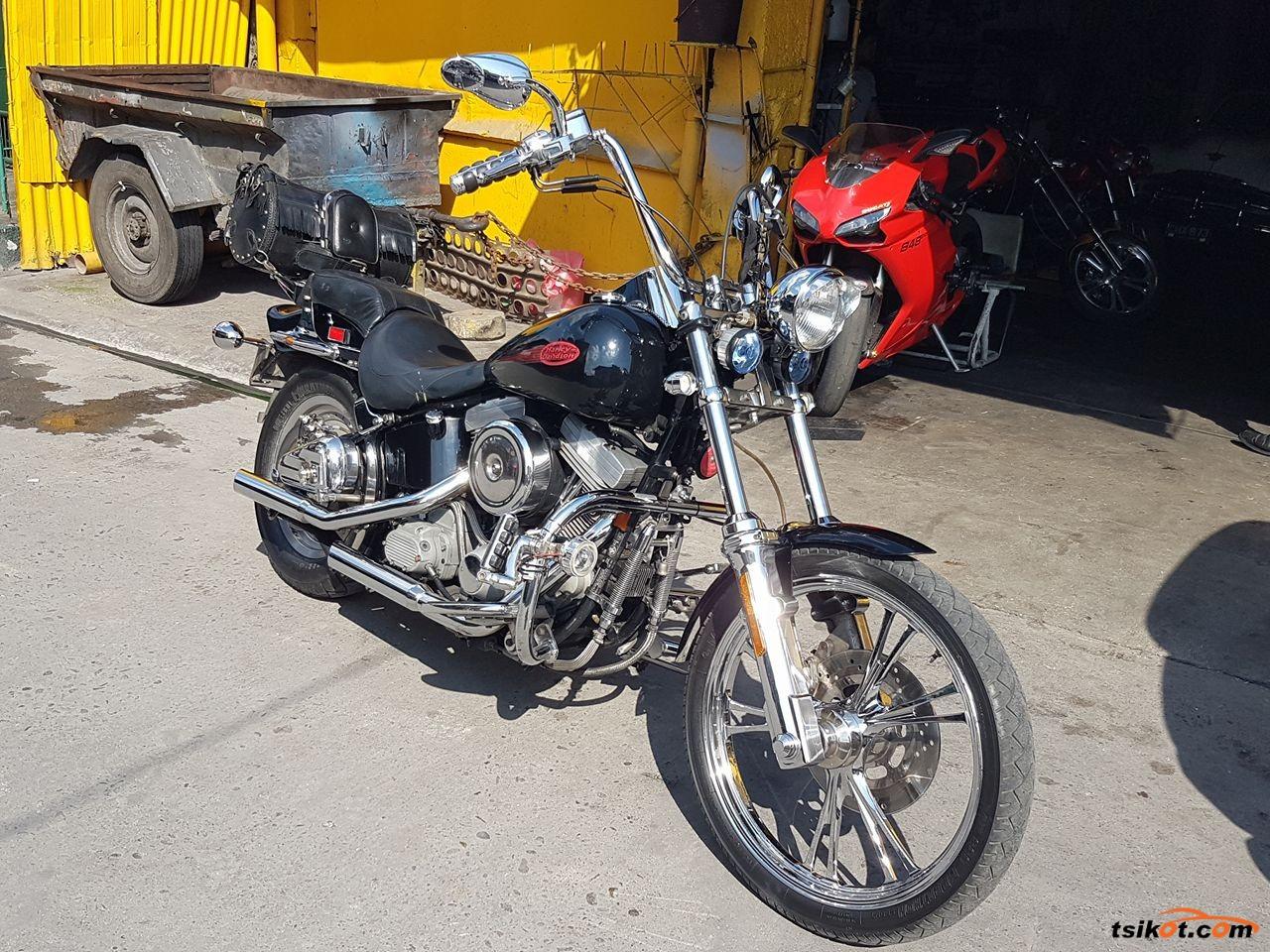 Harley-Davidson 1340 Softail Custom 1999 - 2