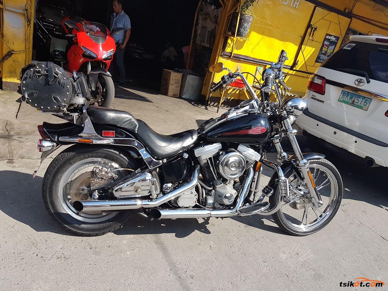 Harley-Davidson 1340 Softail Custom 1999 - 3