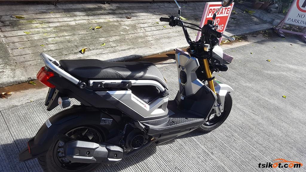 Honda Zoomer 2016 - 2