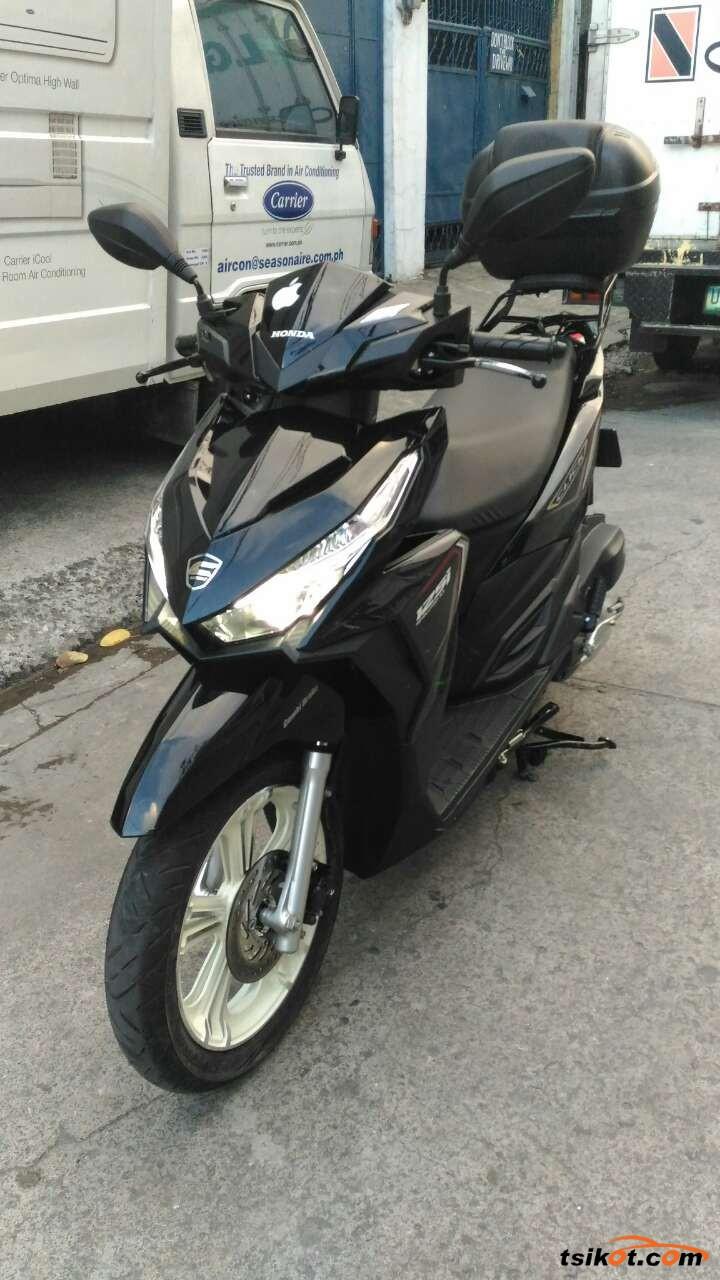 Honda 125 2015 - 5