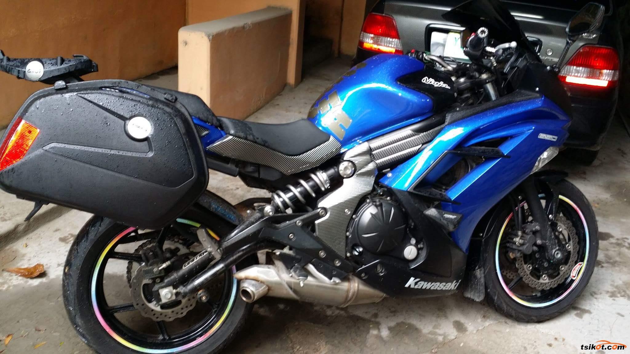 Kawasaki Er-6F 2012 - Motorbike for Sale Central Visayas