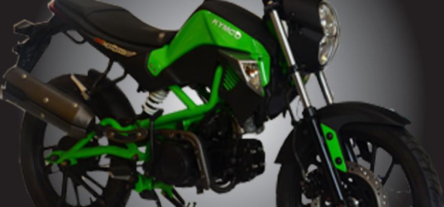 Kawasaki Kfx 450R 2015 - 1