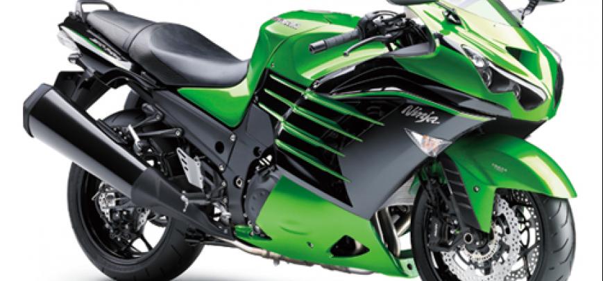 Kawasaki Gpx 600 (Zx600C2) 2015 - 3