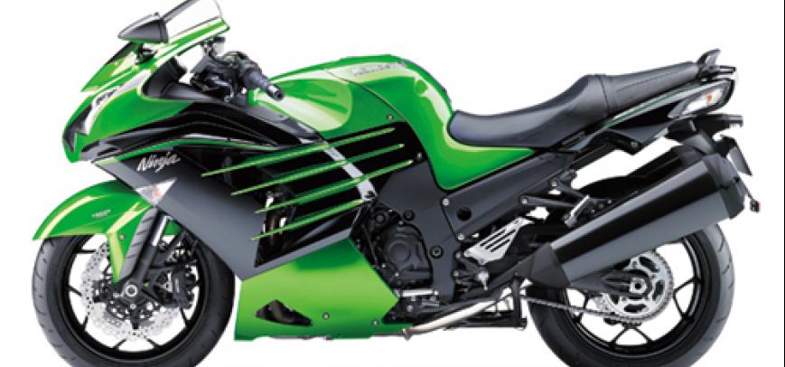 Kawasaki Gpx 600 (Zx600C2) 2015 - 4