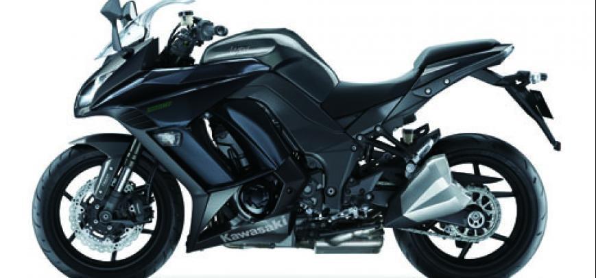 Kawasaki 1000 Gtr 2015 - 2