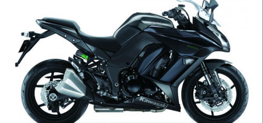 Kawasaki 1000 Gtr 2015 - 6