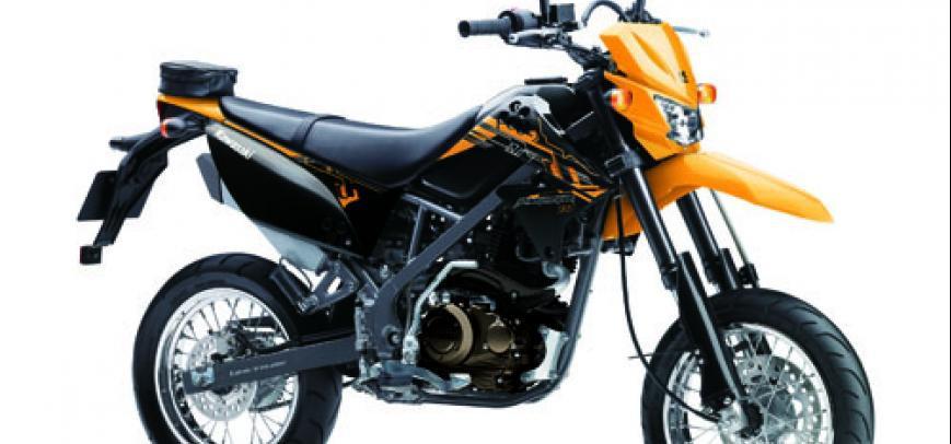 Kawasaki D Tracker 125 2015 Motorbike For Sale Central Visayas