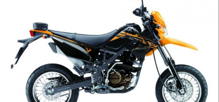 Kawasaki D-Tracker 125 2015 - 3