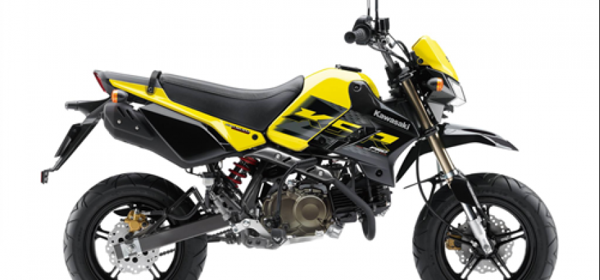 Kawasaki 125 Ks 2015 - 5