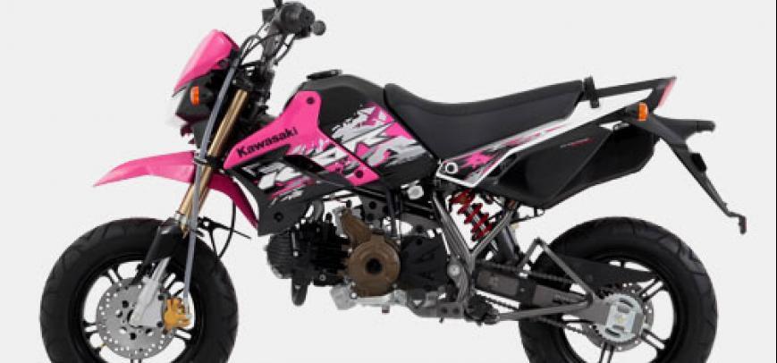 Kawasaki Klx 110 2015 - 4