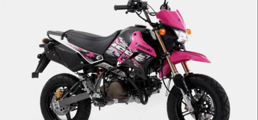 Kawasaki Klx 110 2015 - 7