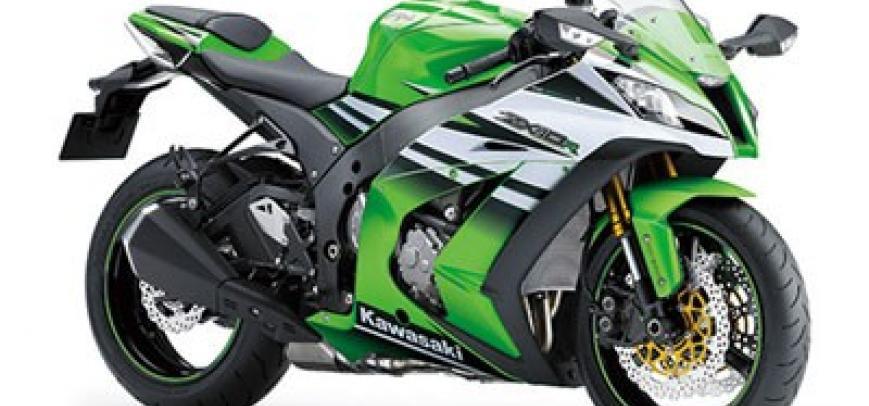 Kawasaki Gpx 600 (Zx600C2) 2015 - 1